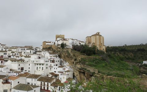 Setenil city